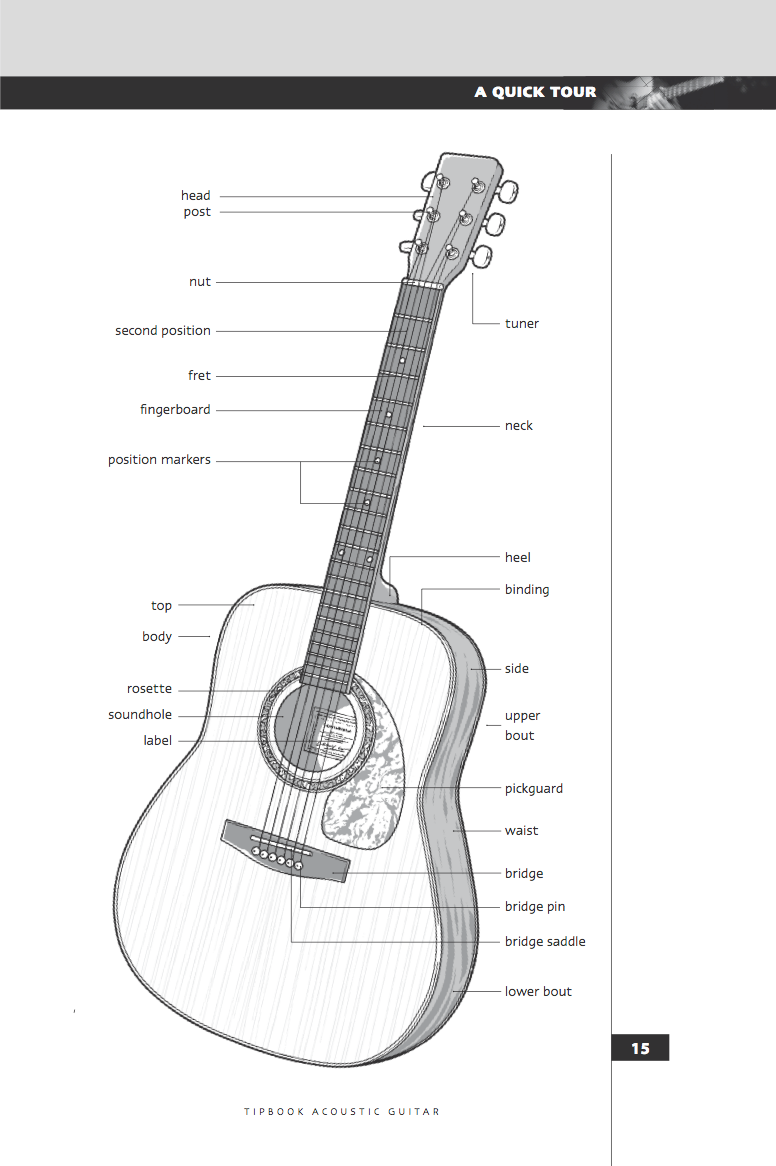 Tipbook Acoustic Guitar Electricguitarcouk Lesson Electric Anatomy This Book Is Supported By Our Sponsors Ik Multimedia James Neligan Steelstrings Salvador Cortez Nylon String Guitars Washburn Yamaha