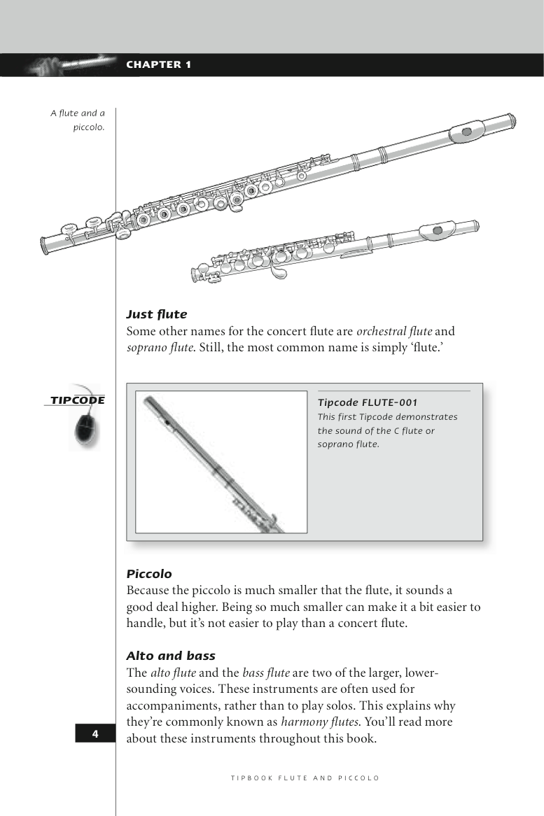 Tipbook flute and piccolo download free incl 50 page preview price full version free ios price in app purchase full version 099 android fandeluxe Choice Image